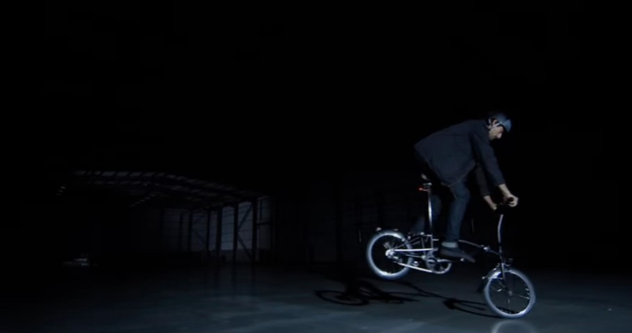 Adbreakanthems The Brompton Black Edition – #MyUnseenCity tv advert ad music