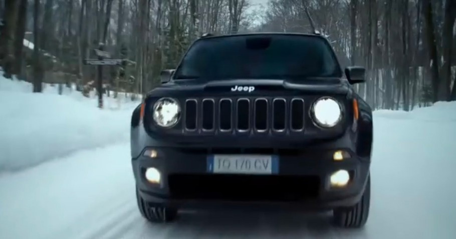 Adbreakanthems Jeep Renegade – 4×4 Of The Year tv advert ad music
