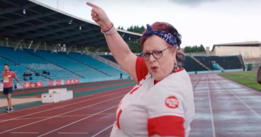 Adbreakanthems BBC Sport Relief – Sport Relief Is Back tv advert ad music
