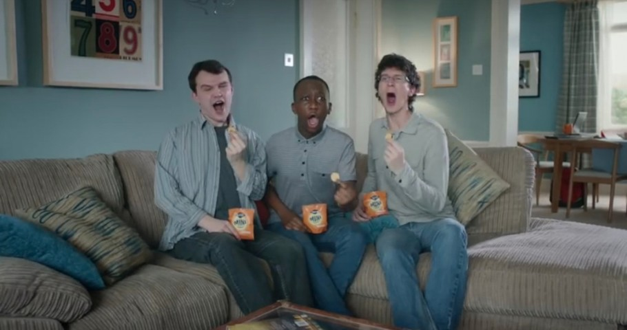 Adbreakanthems March 14 | Jacob's | Mini Cheddars: Crackin' tv advert ad music