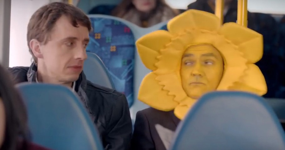 Adbreakanthems Marie Curie – Get Behind The Daffodil Appeal tv advert ad music