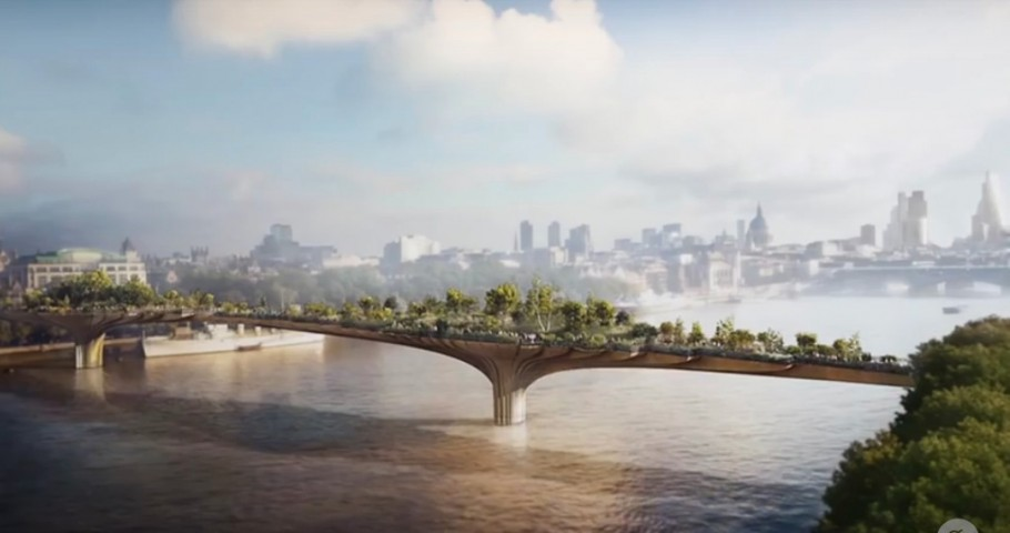 Adbreakanthems The Garden Bridge – This Is Our London tv advert ad music