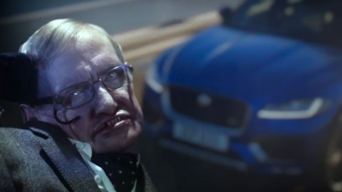 Adbreakanthems Jaguar F-PACE – British Intelligence with Stephen Hawking tv advert ad music