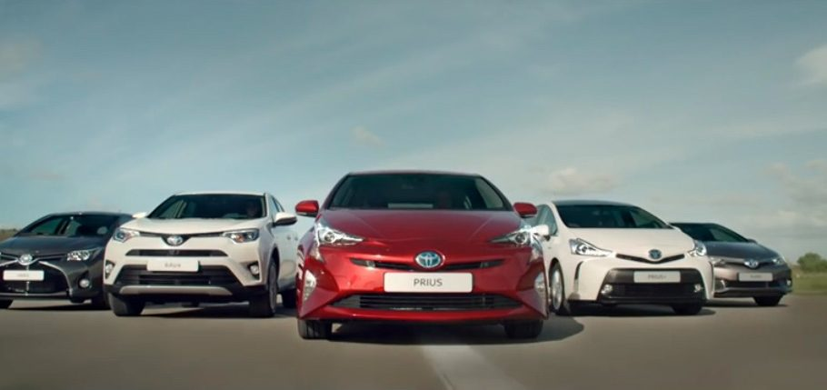 Adbreakanthems Toyota – Hybrid Range tv advert ad music