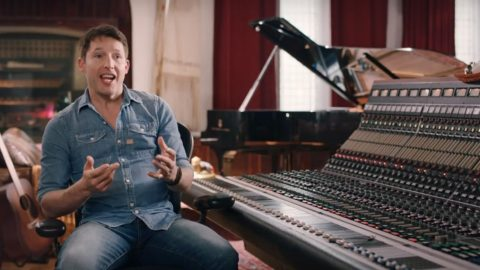 Adbreakanthems National Lottery – #PleaseNotThem: James Blunt tv advert ad music