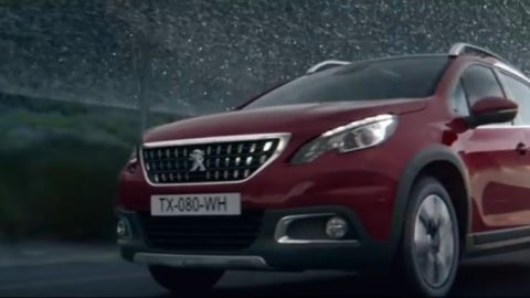 Adbreakanthems Peugeot – New 2008 SUV tv advert ad music