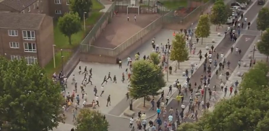 Adbreakanthems IAAF London 2017 – The Race Is On tv advert ad music