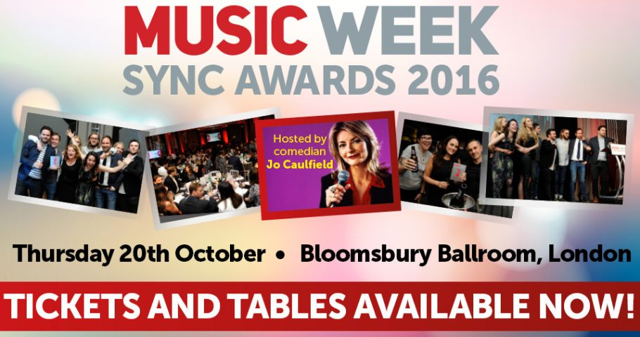 Adbreakanthems Music Week Sync Awards 2016 | Shortlist tv advert ad music