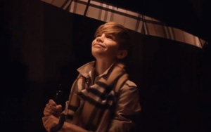 Adbreakanthems Burberry – From London With Love (starring Romeo Beckham) tv advert ad music