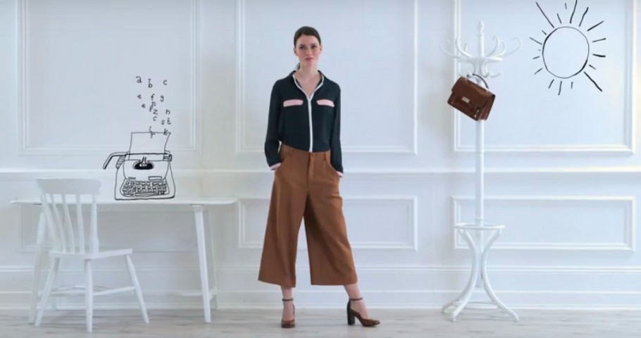 Adbreakanthems Clarks – How To Wear Court Shoes tv advert ad music