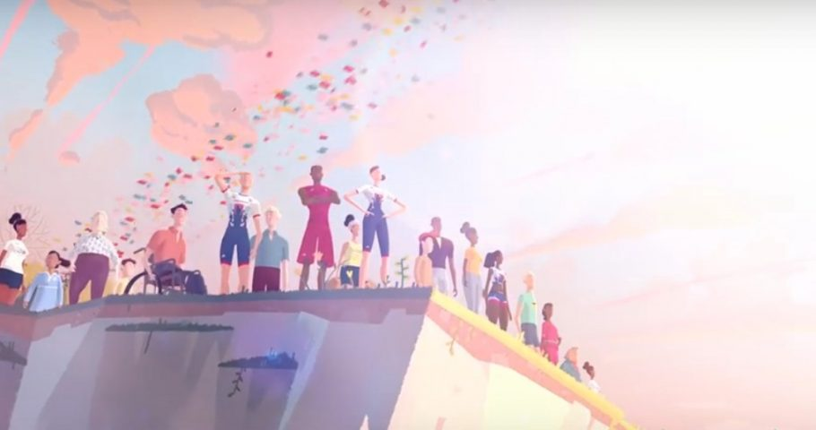 Adbreakanthems National Lottery – The Road To Rio: You're Part of Team GB tv advert ad music