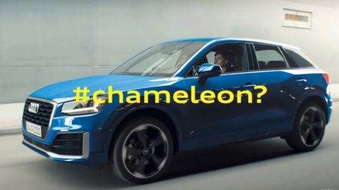 Adbreakanthems Audi Q2 – Can You Define It? tv advert ad music