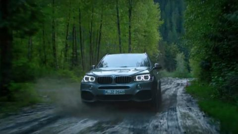 Adbreakanthems BMW xDrive – Get Out There tv advert ad music