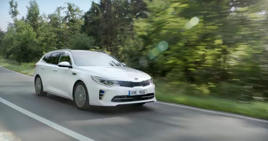 Adbreakanthems Kia – The All-New Optima Sportswagon tv advert ad music