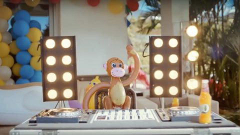 Adbreakanthems J20 – Joy Time: Pool Party Experience tv advert ad music
